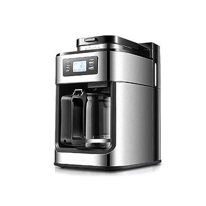 Cafetera Máquina de café Totalmente automática máquina de molienda Fresca pequeña máquina de té máquina de