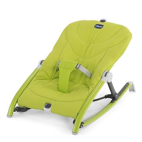Chicco bolsillo relajarse silla mecedora verde verde