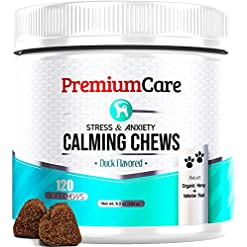 CARE Calming Treats for Dogs