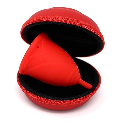 Pack Diario Sileu Passion: Copa menstrual Rose - Modelo iniciación para principiantes y adolescentes -