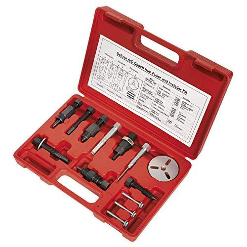 Sealey VS604 aire acondicionado cubo de embrague extractor/piezas: Amazon.es: Bricolaje y herramientas