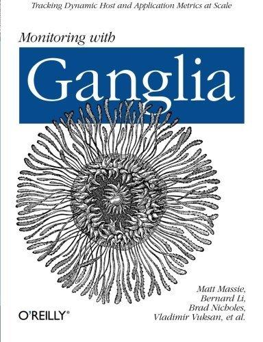 Monitoring with Ganglia by Massie, Matt, Li, Bernard, Nicholes, Brad, Vuksan, Vladimir, (2012) Paperback