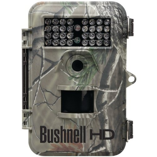 Bushnell 8MP Trophy Cam HD Trail Camera with Night Vision RealTree AP Xtra Camo