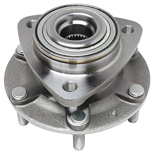 - Wheel Hub and Bearing compatible with 2006-2012 2014-2015 Kia Sedona Front Left or Right FWD With Wheel Studs
