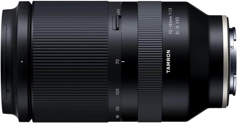 Tamron AFA056S-700 70-180mm F2.8 Di III VXD Lens A056 for Full Frame /& APS-C Sony Mirrorless Camera Bundle with Lexar Professional SDHC//SDXC 1667x UHS-II 64GB Memory Card