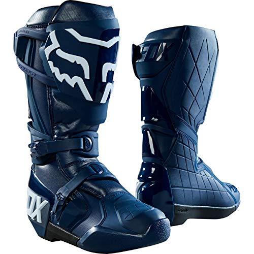 Fox Racing Comp R Idol Men's Off-Road Motorcycle Boots - Navy / 8