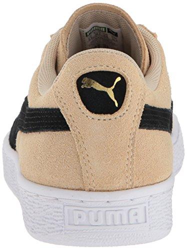 Puma Dames Suède Klassiek Met Sneaker Pebble-puma Zwart