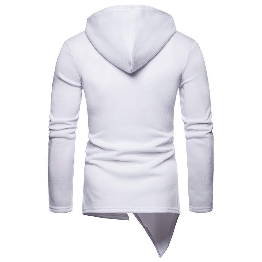 2ff8e178da3dd MODOQO Mens Hoodies Long Sleeve Zipper Camouflage Jacket Coat Outwear MODOQO -Mens tops-0903 Men