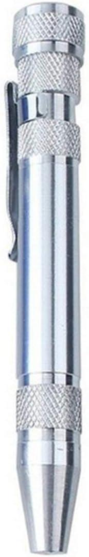 Jessicadaphne Mini-Gadgets Reparatur-Tools Stift-Stil Pr/äzisions-Schraubendreher-Set-Kit Multifunktions-8-in-1-Handwerkzeug f/ür Handy