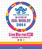 V.A. - The Idolm@ster (Idolmaster) M@sters Of Idol World!! 2014 Day1 (2BDS) [Japan BD] LABX-8070