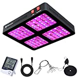WillsLed Newest Reflector Series Grow Light 1200W Full Spectrum Veg&Bloom Double Switch Led