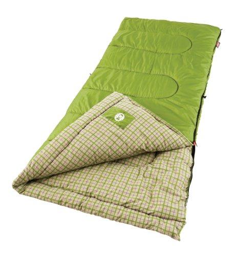 Coleman Green Valley Cool-Weather Sleeping Bag, Outdoor Stuffs
