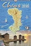 Greek Wall Calendar 2018: Chios ΧΙΟΣ