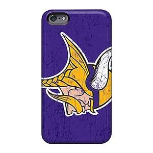Great Hard Phone Covers For Apple Iphone 6s (PzJ3792JIWP) Provide Private Custom Stylish Minnesota Vikings Series