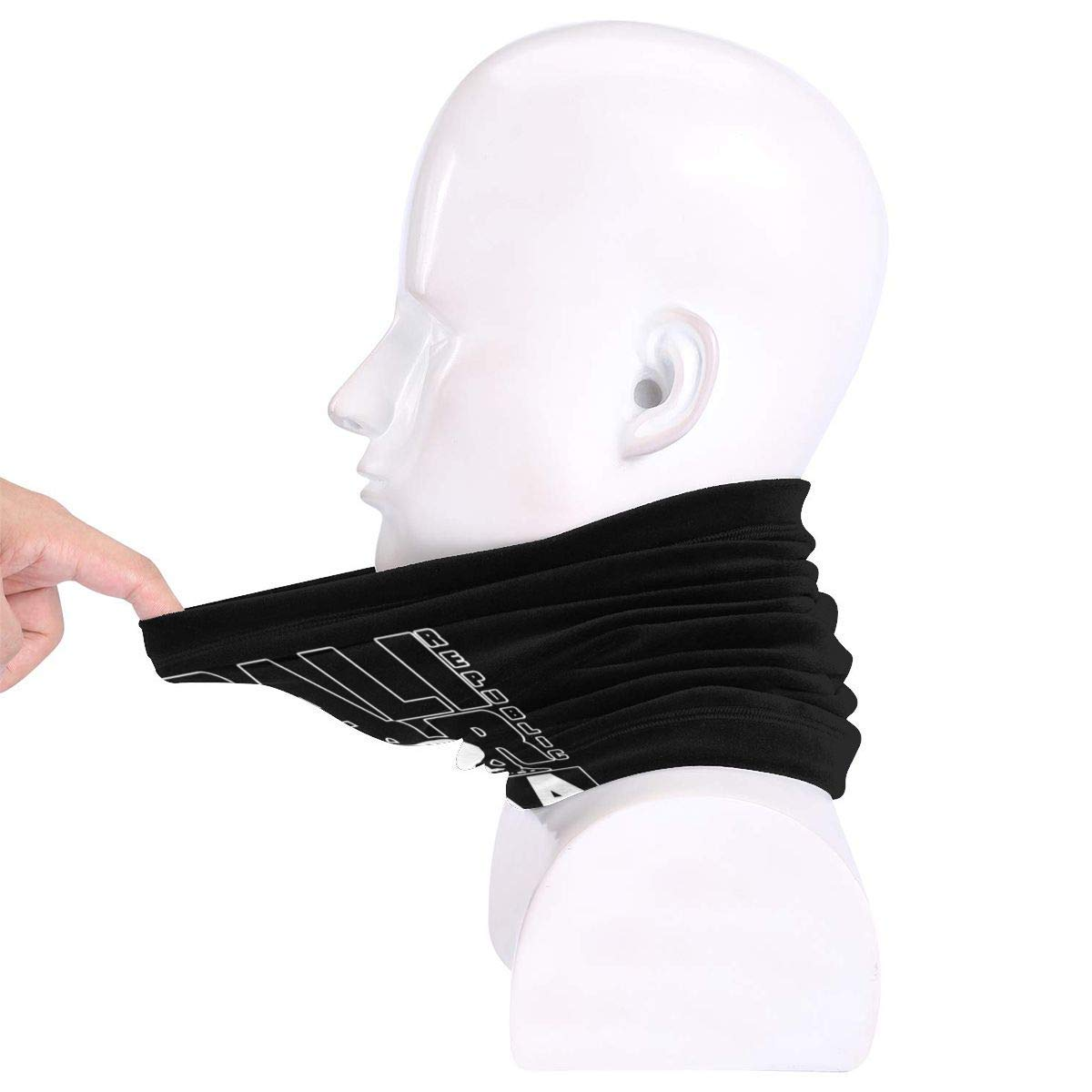 Neck Warmer Gaiter Lucky And Lit1 Soft Microfiber Headwear Face Scarf Mask For Winter Cold Weather /& Keep Warm For Mens Womens