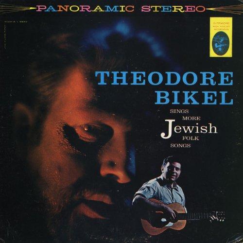 Theodore Bikel Sings More Jewish Folk Songs