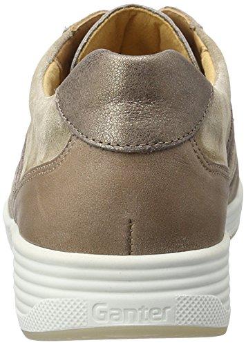 Marrone Donna Klara Sneaker k Ganter taupe Sensitiv qwgvIvxX