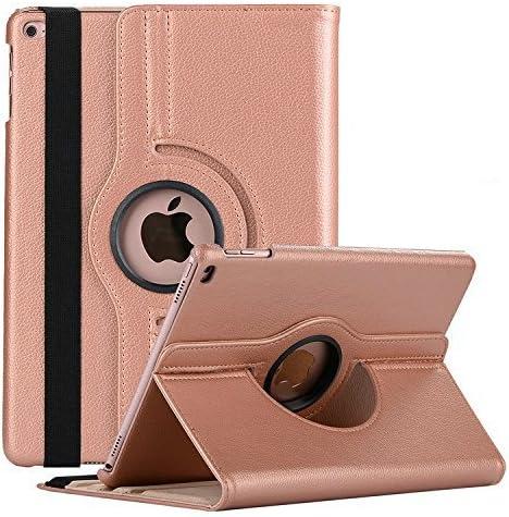 Cuoio Magnetica Flip Fold Stand Antiurto Custodia per Apple iPad Pro 10.5 2017