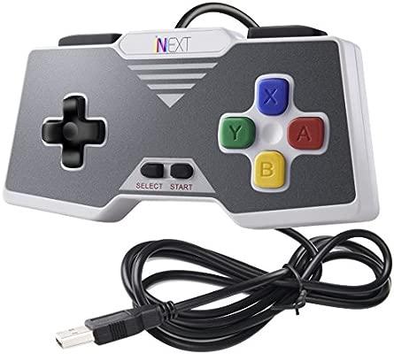 iNNEXT SNES - Controlador USB para Mando de Videojuegos ...