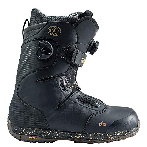 8 Rome Snowboards Inferno Sort Snowboard Boots Black