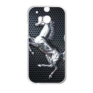 DAZHAHUI Ferrari sign fashion cell phone case for HTC One M8
