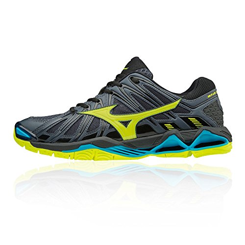 Hocean Syellow Mizuno 001 Wave Tornado Multicolore Homme Basses O X2 Sneakers Blue vznvPWqS