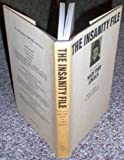The Insanity File, Mark E. Neely and R. Gerald McMurtry, 0809313111
