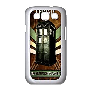 JamesBagg Phone case Doctor Who series pattern case cover For Samsung Galaxy S3 DW-STK-0510