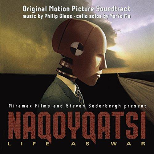 Cover of Naqoyqatsi (Original Motion Picture Soundtrack)