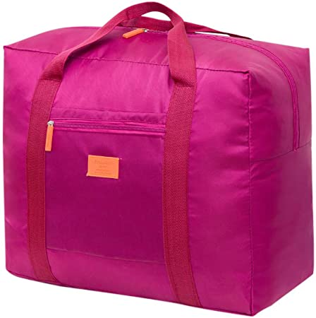 Travel Luggage Duffle Bag Lightweight Portable Handbag Skinny Cook Large Capacity Waterproof Foldable Storage Tote