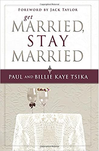 Book Get Married, Stay Married
