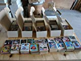 LOT OF 1,000 BASEBALL CARDS FROM 1987-2000