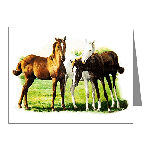 X-Large Greeting Card (20 Pack) Trio of ()