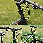 HOOMAGIC-Riser-per-Attacco-Manubrio-Bici-Lega-di-Alluminio-Manubrio-della-Bicicletta-Raiser-per-Bici-da-Strada-Mountain-Bike-MTB-BMX