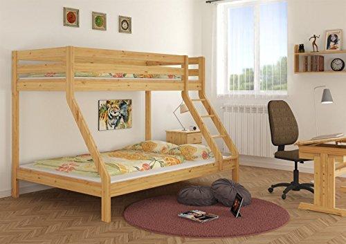 Etagenbett Kinder 140x200 : Paidi etagenbett weiß fiona möbel höffner