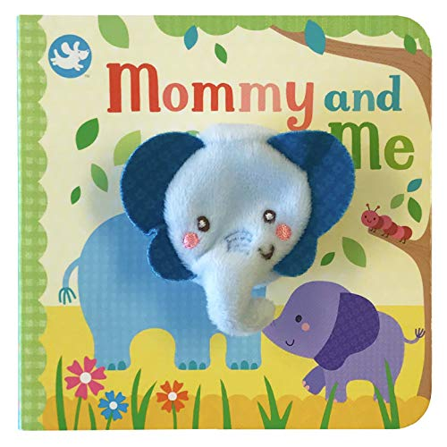 Mommy and Me Finger Puppet Book ()