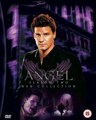 Angel - Season 2 [DVD] [2000] by David Boreanaz B01I075T0A
