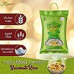 INDIA KHAAS Premium Basmati Rice | Extra Long Premium Quality Grains | Pleasant Aroma | Export Quali