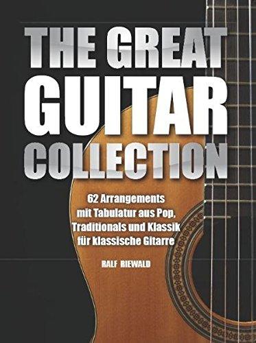 The Great Guitar Collection: Noten für Gitarre