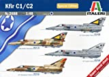 Italeri Kfir C1/C2 Model Kit