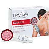 reVive Light Therapy - Clinical Pain Relief Infrared Light System (DPL Technology, 660nm and 880 nm LEDs)