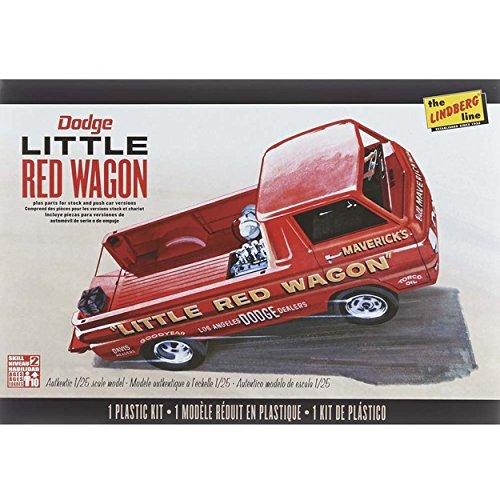 Lindberg Models 115 1/25 Dodge Little Red ()