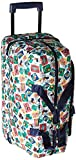 Vera Bradley Women's Lighten up Wheeled Carry on, Cuban Stamps