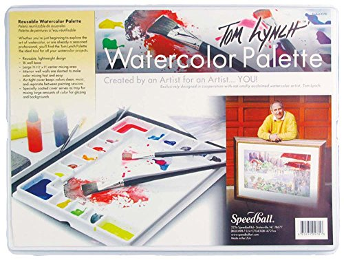 Speedball SPD-5781 Watercolor Palette Lynch