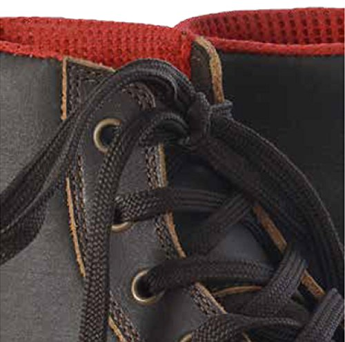 Oxford Jericho Boots (BROWN)