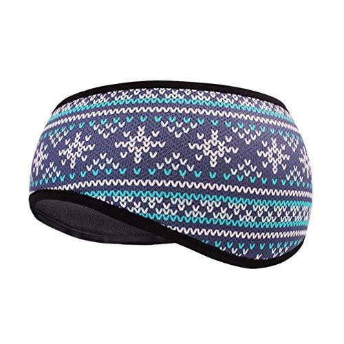 TClian Womens Ear Warmer Winter Head Band Polar Fleece Ski Ear Muff Stretch Hair Band Accessories Perfect for Winter Running Yoga Skiing & Daily Wear – 4 Colors (HBW-06)