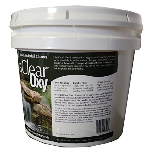 UltraClear Oxy Pond Cleaner, 8lb