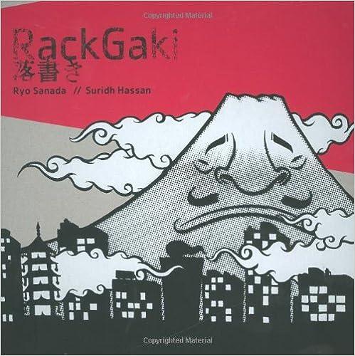 Book RackGaki: Japanese Graffiti
