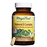 MegaFood - Balanced B Complex, Promotes Energy & H...
