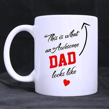 Mejor regalo del día del padre regalo de cumpleaños café ...